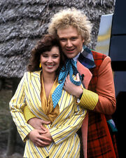 Colin Baker & Nicola Bryant (19093) 8x10 Photo