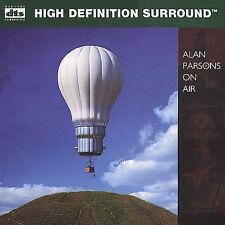 Alan Parsons -On Air( DTS 5.1 Multichannel Disc)