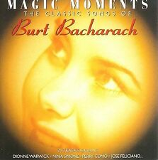 Bacharach, Burt Bacharach, Burt: Magic Moments CD