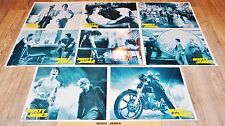 RUSTY JAMES / RUMBLE FISH  ! f coppola m rourke jeu photos cinema  , motos