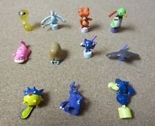 Vintage Genuine Lot of 11 Pokemon Pencil Toppers Top Figures Rare HTF 90s PG1242