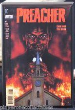 """Preacher #1 Comic Book Cover - 2"""" X 3"""" Fridge / Locker Magnet. DC Vertigo AMC"""