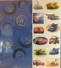 Creative Memories Disney Crusin' Cars Additions 12x12 Paper Sticker Mat New