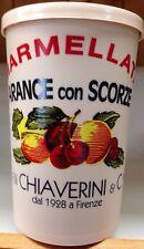 CHIAVERINI MARMELLATA -ARANCE CON SCORZE -gr.400