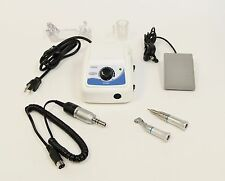 DENTAL PROPHYLAXIS MICROMOTOR TYPE E HANDPIECE CONTRANGLE & STRAIGHT ATTACHMENTS