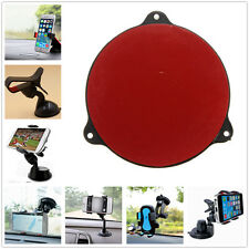 Car Dashboard Mount Holder Disc Adhesive Suction Disk Sticky Pad For GPS TomTom