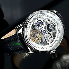 Ingersoll Men's Boonville Collection Dual Time Automatic Self Wind Luxury Watch