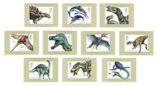 Dinosaurs  PHQ Cards - Set of 10 Royal Mail Post Cards 2013