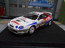 TOYOTA Celica GT4 St205 Rallye WM San Remo 1996 #21 Pianezzola Esso Trofeu 1:43