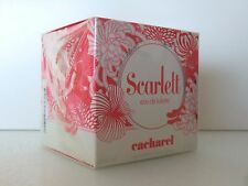 Cacharel Scarlett EDT Nat Spray 80ml - 2.7 Oz BNIB Retail Sealed OVP