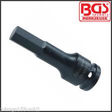 """BGS - 12 mm - Allen Key, Internal Hex Impact Socket - 1/2"""" - Pro - 5481-M12"""