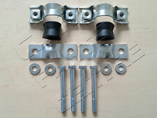 FOR FIAT SCUDO MULTIJET 07- FRONT ANTIROLL BAR D BUSHES CLAMPS BOLTS REPAIR KIT