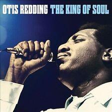 Otis Redding - King Of Soul - New Factory Sealed CD
