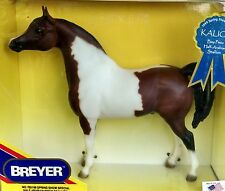 "Breyer 1999 Spring Show Special Proud Arabian Stallion ""Kalico"". New In Box!"