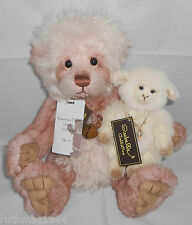 Charlie Bears ROSEMARY and THYME (Bear and Lamb) Isabelle Lee ~ LOW NO. 18 ~ New