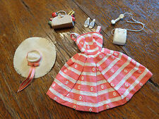 VINTAGE BARBIE BUSY MORNING OUTFIT N/C EXC PLUS SHAPE