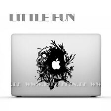 "Macbook Aufkleber Sticker Skin Decal Macbook Pro 13""15"" Air13"" Ghost Warrior B62"