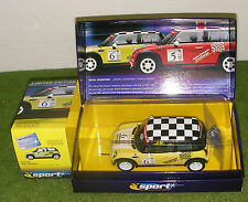 SCALEXTRIC C2485A MINI COOPER JOHN COOPER CHALLENGE No 6 LIMITED EDITION 10000