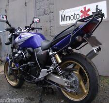 Honda CB 400 SF Vtec 3 Rear Luggage Rack Black Mmoto MM4