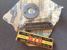 NOS Honda Cam Chain 25H-86L & SPROCKET ATC90 CL90 CM91 CT90 S90 SL90 ST90 JAPAN