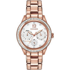 Citizen Watch - Womens Eco-Drive Silhouette Crystal - FD2013-50A
