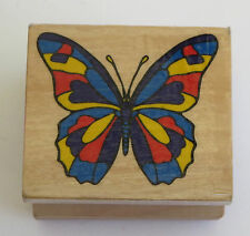 BUTTERFLY Rubber Stamp Cards Crafts DIY Insects Wings #3 Antenna Body