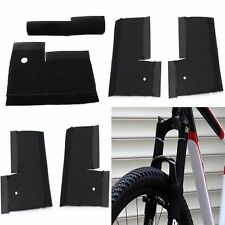Chain Mountain Bike Nylon Fabric Protection Guard Front Fork Protector Sleeve