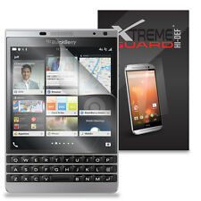 6-Pack XtremeGuard HIDEF Screen Protector For Blackberry Passport Silver Edition
