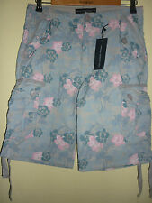 Cotton cargo/board shorts by French Connection in size 28 BNWT