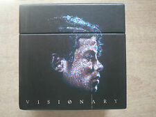 Michael Jackson Visionary 20 DualDisc Complete Box set! FREE worldwide shipping!