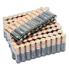 100 PCS Duracell AAA 1.5V Alkaline Batteries Duralock LR03 AM4 Bulk Exp. 2025