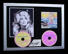 DOLLY PARTON+SIGNED+FRAMED+JOLENE+9 TO 5+UACC COA=100% GENUINE+FAST GLOBAL SHIP