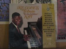 IKE COLE, TRIBUTE TO BROTHER NAT KING DEEGEE LP ST-4001