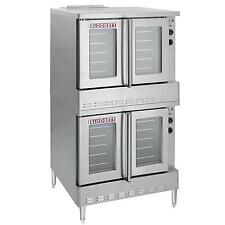 BLODGETT STANDARD FULL SIZE DOUBLE DECK GAS CONVECTION OVEN - SHO-100-G DOUBLE