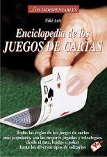 Enciclopedia de los juegos de cartas, Arts, Niké, Acceptable Book