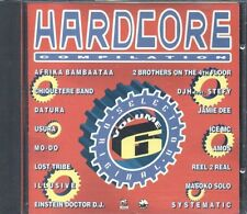 Hardcore Compilation 6 - Datura/Usura/Jamie Dee/Ice Mc/Amos/Systematic Cd