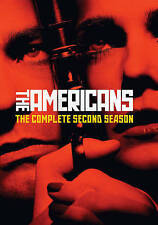 The Americans: Season 2 New DVD! Ships Fast!