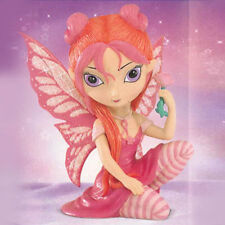 PROMISE Pink Ribbon Foundation Charity Fairy Figurine By Jasmine Becket-Griffith