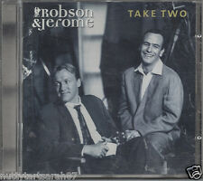 ROBSON & JEROME Take Two 15 Track 1ST Press (CD 1996) EX COND