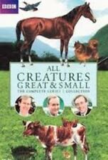 All Creatures Great and Small - Series One DVD 4-Disc Set Brand New-Repackage