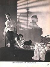1950.The awakening.Scene 111.Carmen.Don Jose.Ballet.Dance.Costume.Dancer