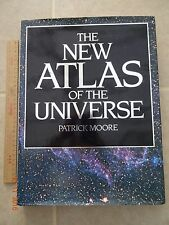 New Atlas of the Universe: 2nd Edition by P Moore, Sir Patrick Moore (Hardback,