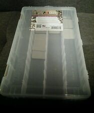 ArtBin Tarnish Inhibitor Solutions Box 4-15 Compartments-14 Inch  Free Shipping