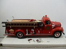 1/34 SCALE FIRST GEAR 1960 MACK MODEL PUMPER FIRE TRUCK / ENGINE