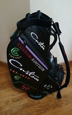 New Cleveland Golf Custom Edition Tour Staff Bag w/ Rain Hood
