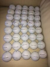 40 Titleist NXT TOUR Mint & Pearl Grade Golf Balls FOUND ON THE COURSE