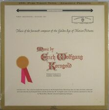 Music By Erich Wolfgang Korngold DCC AUDIOPHILE LP #65