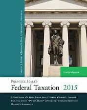 Prentice Hall's Federal Taxation 2015 Comprehensive INSTRUCTOR REVIEW EDITION.