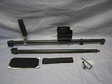 Plugger 2- Pc Carbon Fiber Balanced Shaft for Minelab Excalibur Travel Rod