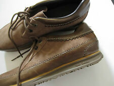 Paul Smith  Brown Leather & Suede Shoes, size uk 8 / eu 42